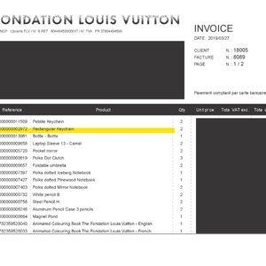 Louis Vuitton Accessories - FONDATION LOUIS VUITTON PARIS BUNDLE